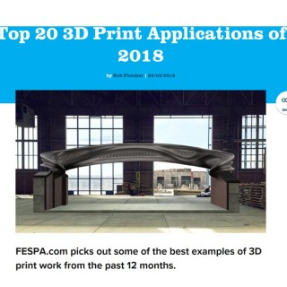FESPA top 20 3d prints