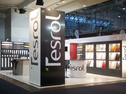 Tesrol Exhibition Display