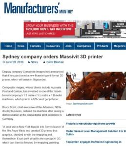 Manufacturers Monthly Screenshot
